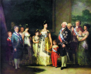 Famille-Goya