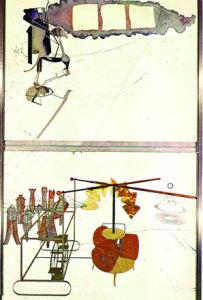Maraiage---Duchamp