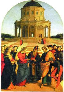 Mariage--Raphael